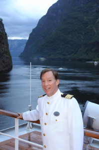 Crystal Cruises Cruise Director Rick Spath